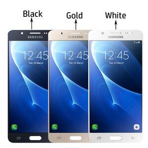 Image 4 - ORIGINELE 5.2 SUPER AMOLED LCD voor SAMSUNG Galaxy J5 2016 Display J510 J510F J510FN J510M Touch Screen Digitizer Vergadering