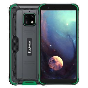Original New Blackview BV4900 Android 10 Rugged IP68 Waterproof Smartphone 3GB 32GB Mobile Phone 5580mAh 5.7'' NFC Cellphone