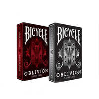 1 deck Bicycle Playing Cards Oblivion Deck Regular Bicycle Cards Deck Rider Back Card Magic Trick Magic Props