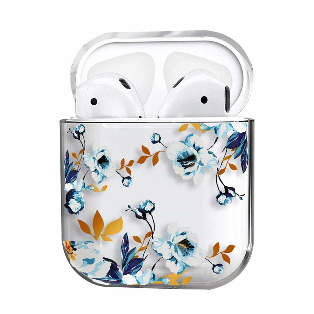 Carprie Cute Clear Smooth Tpu Case For Airpods Accessories