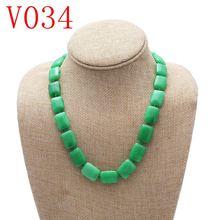 Ожерелье с натуральным топазом модная трендовая подвеска драгоценным