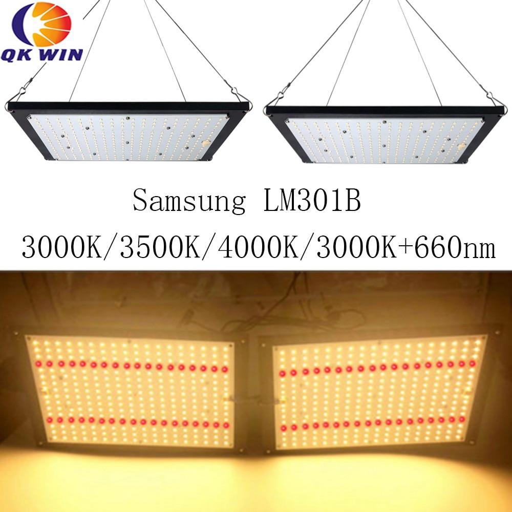 Spain Warehose Dropshipping 240W Led Grow Light Quantum Board Full Spectrum Samsung LM301B 3500K 660nm DIY (MW-XLG -Driver)