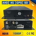 LSZ драйвер автобуса режим gps-трекер рекордер 4ch Мобильный DVR 4G MDVR