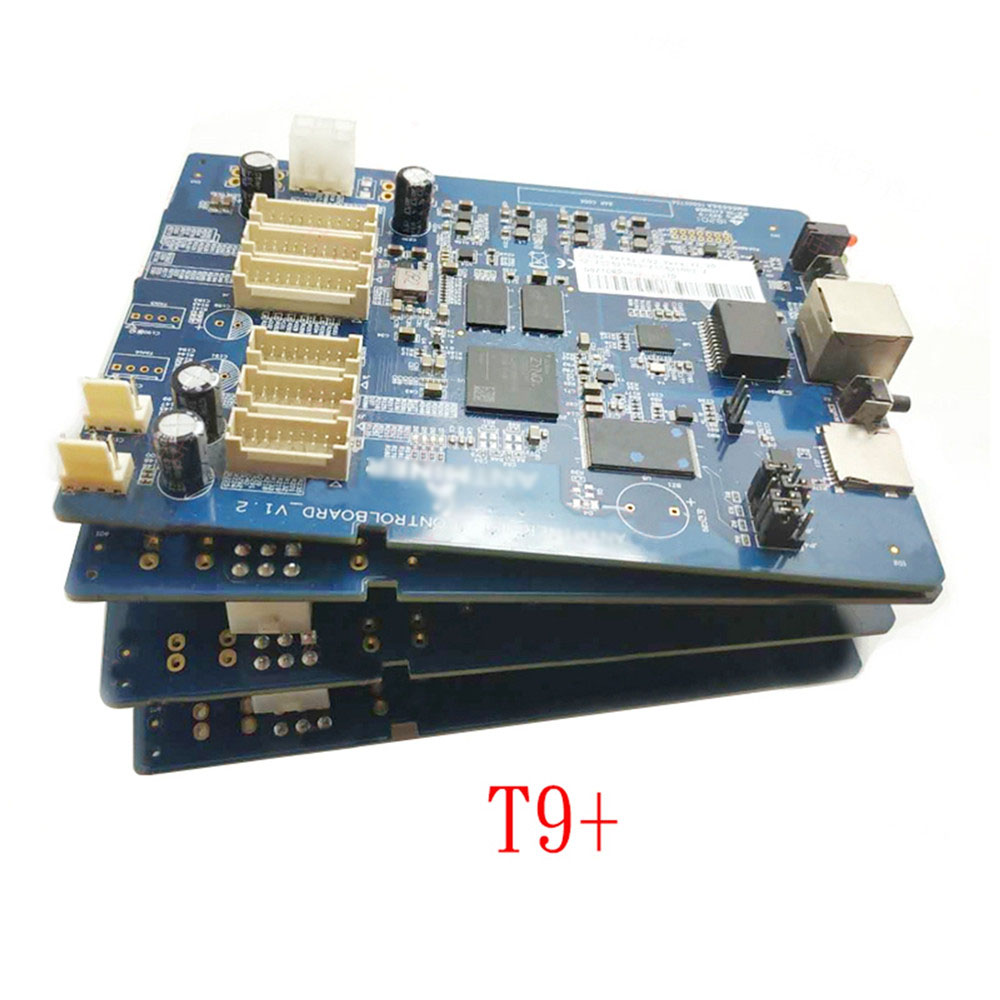 Image 2 - Motherboard For Antminer S9 T9+ Z11/z9/z9MINI System Data Circuit Control Module CB1 Control Board Replacement PartsReplacement Parts & Accessories   -