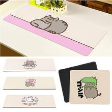 Maiya Top Quality Cute Pusheen Cat Comfort Mouse Mat Gaming Mousepad Free Shipping Large Mouse Pad Keyboards Mat(China)