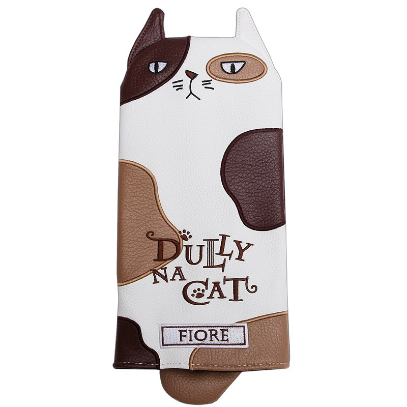 dully na cat Golf Driver Headcover
