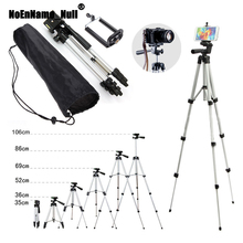 Professional Camera Tripod Stand Holder Mount+Bag For iPhone Samsung Cell Phone for Digital Camera tripods
