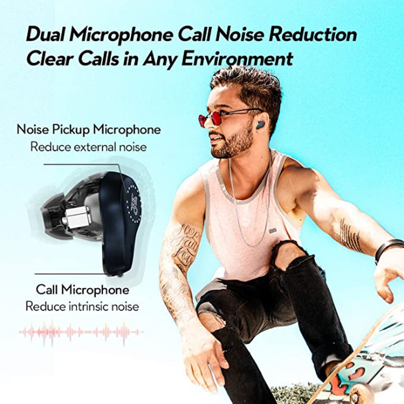 Mifo O7 ipx7 Waterproof Mini Stereo Touch Earphones Wireless Earbud Bluetooth 5.0 Handfree Support Apt-x For iPhone xiaomi huawe