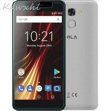 Smartphone için 9H temperli cam iLA S1 King Kong cam koruyucu film üzerinde iLA S1 King Kong 5.5