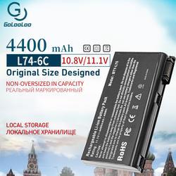 6 Cell 4400 мАч ноутбука аккумулятор для MSI BTY-L74 BTY-L75 A5000 A6000 A6203 A6205 A7200 CR600 CR610 CR610X CR620 CR630 CR700 CX600
