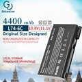 6 携帯 4400 5200mah ノートパソコンのバッテリー Msi BTY-L74 BTY-L75 A5000 A6000 A6203 A6205 A7200 CR600 CR610 CR610X CR620 CR630 CR700 CX600