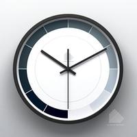 침실 유리 벽 시계 북유럽 현대 디자인 큰 부엌 벽 시계 참신 거실 시계 홈 장식 시계 II50BGZ