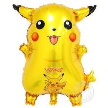 5/10 ps fardos de pokemon figura brinquedo brinquedos monstro de bolso pikachu bulbasaur squirtle charmander cleffa pok aniversrio presente