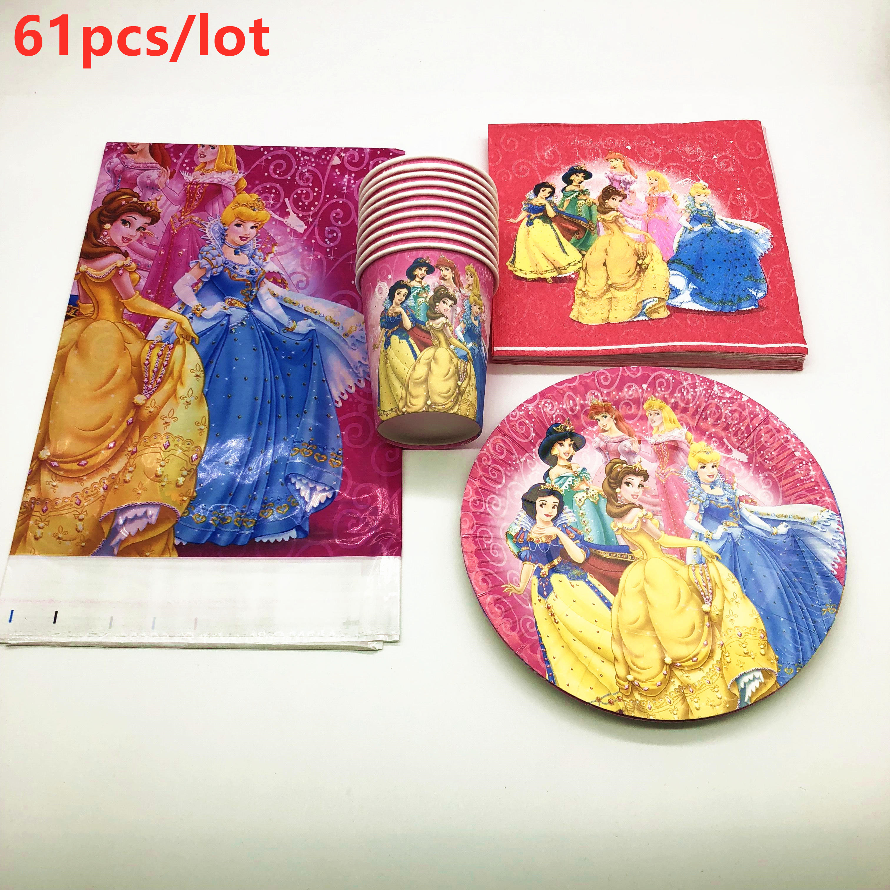 Select Your Theme Paper Napkins Disney Birthday Party Tableware