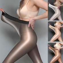 Fashion New Stockings Women Super Elastic Magical Tights Unbreakable Silk Stockings Sexy Skinny Leg Breathable Glossy Pantyhose