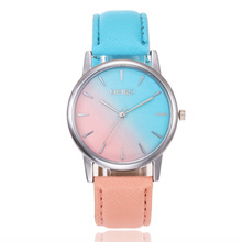 2019 Fashion Ladies Watch womens New Colourful Silica Gel Student Simple Star Digital Quartz