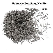 Polishing-Needle Magnetic Jewelry Stainless-Steel 200g Cleaning-Engraving-Tool