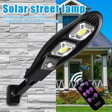 LED Solar Light Outdoor Solar Lamp Powered Sunlight Waterproof PIR Motion Sensor Street Light For Garden Decoration Solar Lights