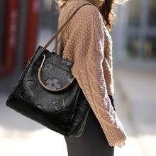 Flower Pattern Generous Bags for Women 2020 New Messenger Shoulder Bag