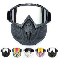 Распродажа для мужчин и женщин, лыжная маска для сноуборда, зимние лыжные очки для снегохода, ветрозащитные очки для катания на лыжах, стекл...