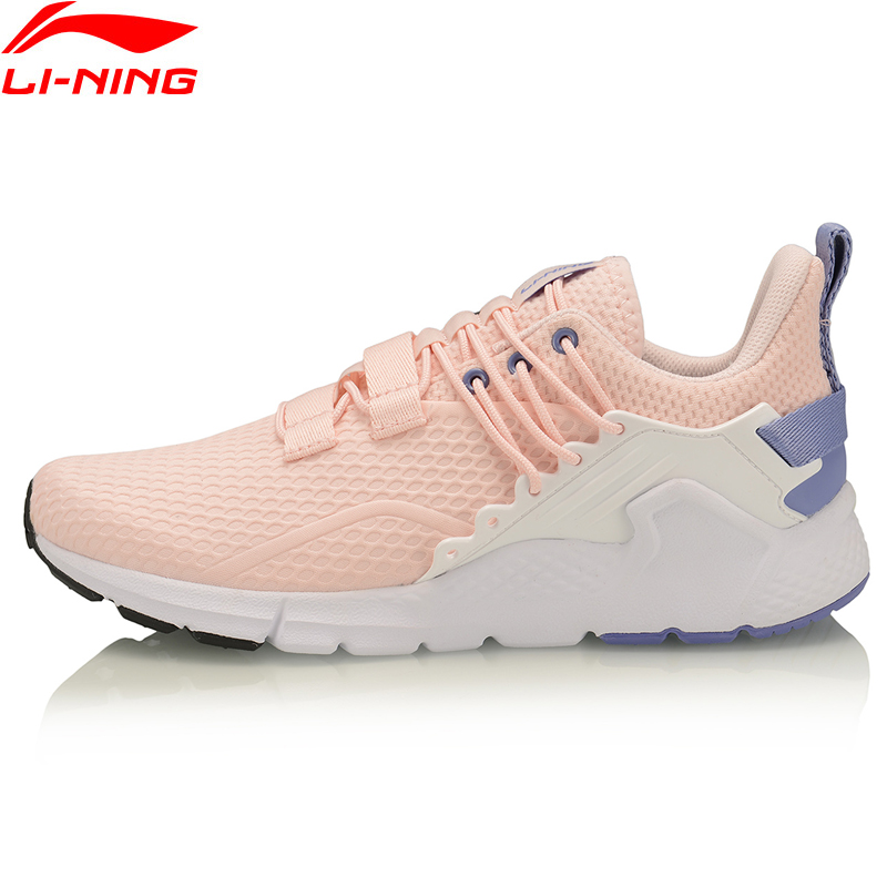 Li-Ning Women MAFIA Stylish Shoes Comfort Soft Support Light LiNing Li Ning Walking Sport Shoes Sneakers AGLQ006 YXB348