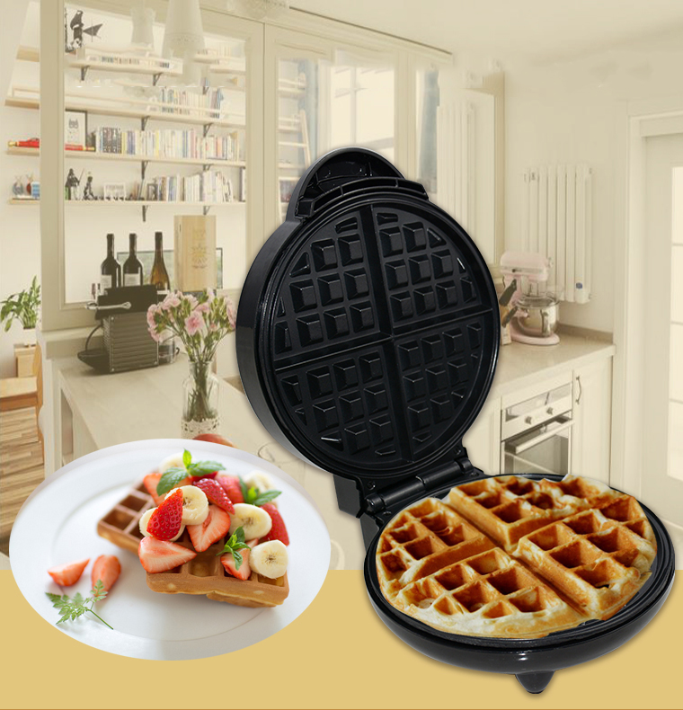 café da manhã crepe cozimento mini muffin