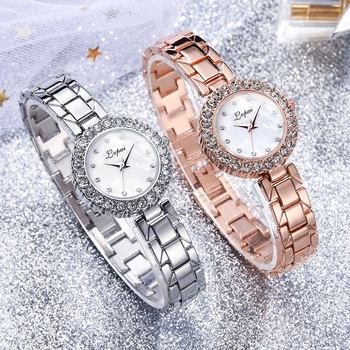 Clock Fashion Women s Luxury Simple Watches Bracelet Ladies Watch 2019 Analog Quartz Diamond Wrist relogio feminino