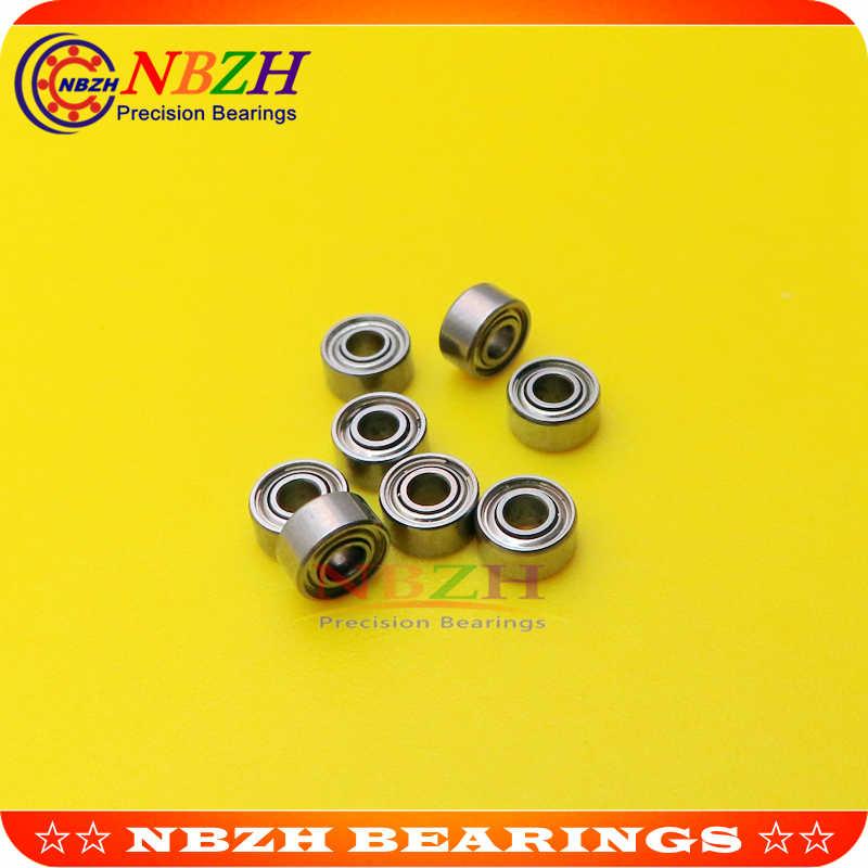 25 Teile Doppel Metall Abgeschirmt Präzision Ball Lager 2 5 682ZZ 2x5x2.3 MM