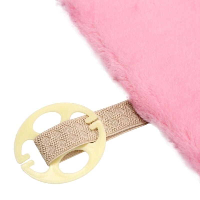 Lã capa de assento do carro inverno quente automóveis almofada de pele natural australiana pele carneiro assentos de automóvel capa carros acessórios de pele - 5