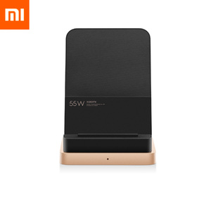 Image 3 - Original New Xiaomi 55W Wireless Charger Max Vertical air cooled wireless charging Support Fast Charger For Xiaomi 10 For Iphone