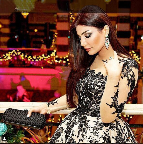 evening-dress-sheer-bodice-kim-kardashian-haifa-eman-alaj-floor-length-yousef-aljasmi-long-sleeve-lace-ball-gown-zeena-zaki-black-lace (1)_