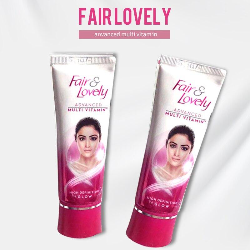 Fair Lovely Lightening Vitamin Whitening Cream Remove Dark Skin Spots Removal Freckle Skin Care