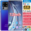 Global Version Smart Phone S30U+ 12GB RAM 512GB ROM Dual Sim Unlocked Mobile Phone Android 10.0  MTK 6799 Deca Core S30 Ultra