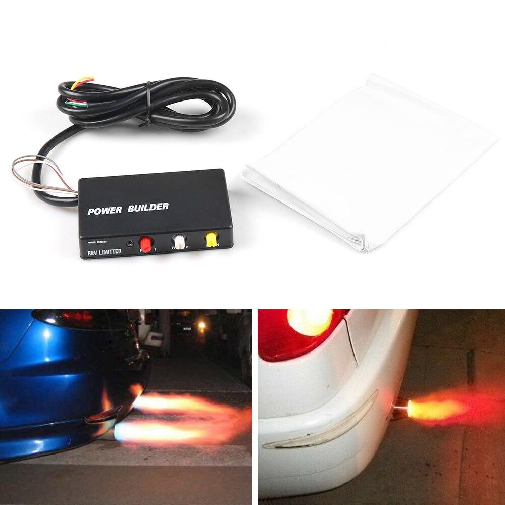 Limiteur de puissance Type B limiteur de vitesse course Kit de souffleuse de flamme