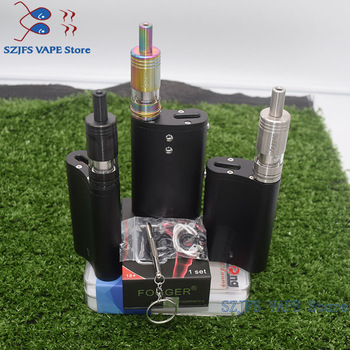 цены e cigarette Flask DNA Box Mod with 50W temperature control for Dual 18650 battery large smoke dna 75 chip Think Vape Finder Box