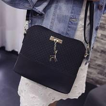 2020 Fashion Mini Tas Ontmoette Herten Speelgoed Shell Vorm Kleine Messenger Crossbody Tas Dames Rits Handtassen