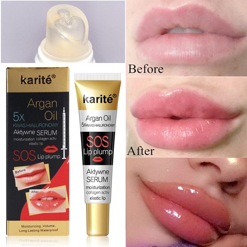Lip Plumper Serum Moisturizing Lips Repairing Mask  2