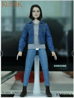 SELLER U.S.A KUMIK 1//6 Scale Figure 2.5 Female Body For Hot Toys Head Sculpt
