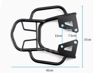 Image 5 - Soporte para equipaje trasero de motocicleta, soporte para asiento trasero para equipaje, estante de soporte para Honda Grom MSX125, accesorios para motocicleta 2019 nuevo