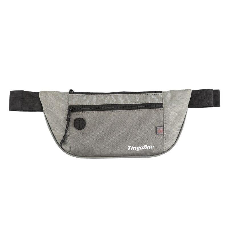 Multi-functional RFID Anti-Theft Men And Women Wallet Waterproof Nylon Body Hugging Thin Wallet Waist Pack