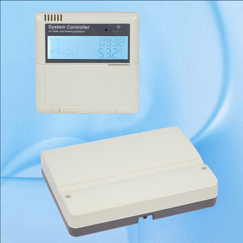 100-240V SR81 contrôleur de chauffe-eau solaire régulateur de température contrôleur solaire régulateur thermique