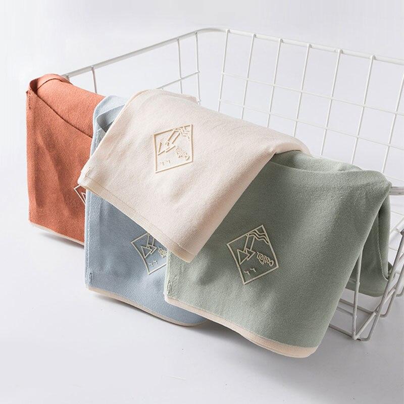 Women Culotte Menstruelle Coton Biologique Panties Seamless Lingerie Solid Bragas Menstruales Absorbentes Mid-waist CottonM-2XL