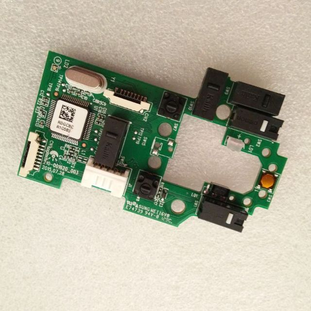 Repair Parts Mouse Motherboard Mouse Circuit Board for Logitech G502 RGB Edition 4