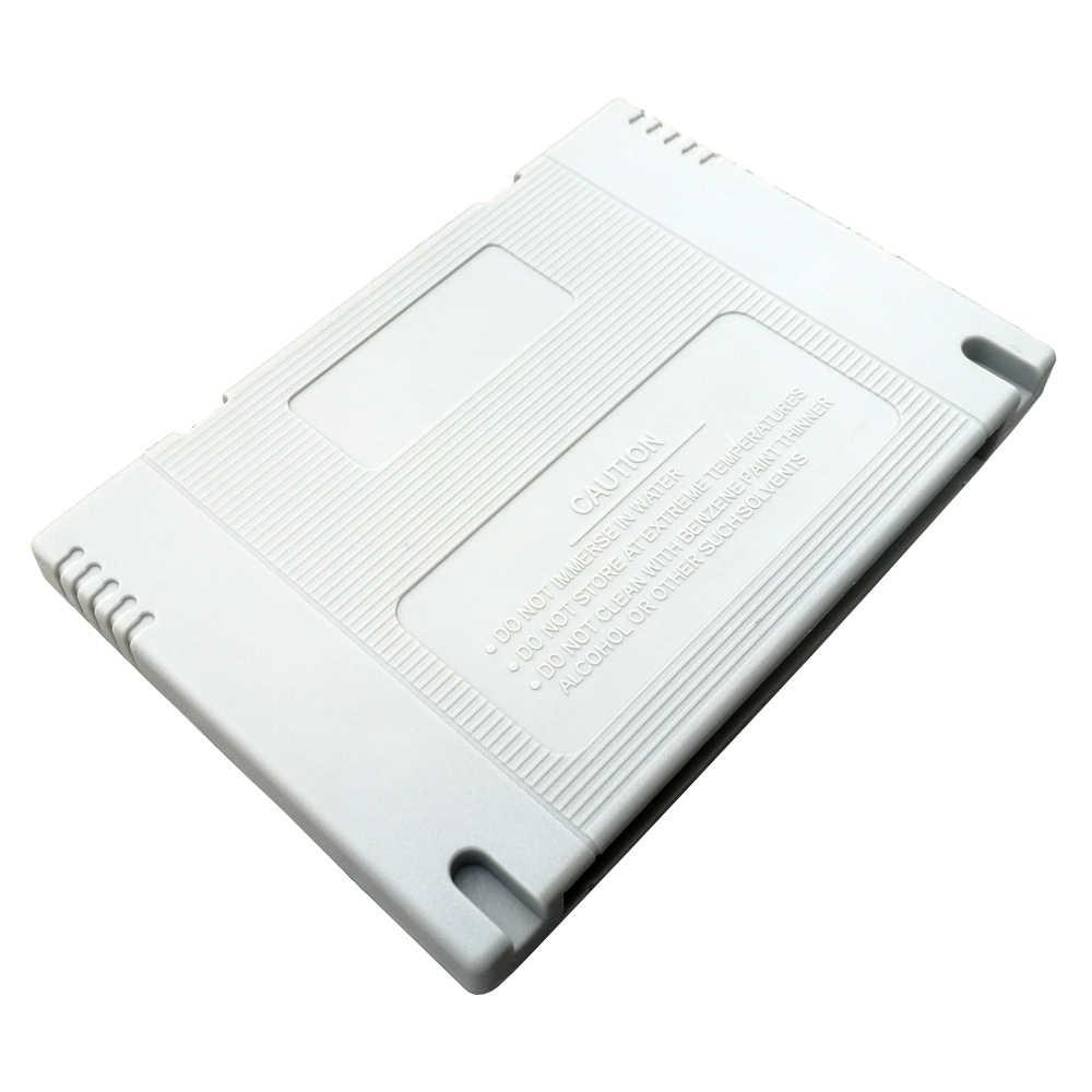 Bricolage 1000 en 1 SD2SNES por Super Alpha 16 bits carte de jeu vidéo chine version convient pour Super Ren