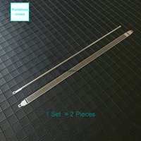 5 conjunto de longa vida carga corona grade kit 2 peças para uso em konica minolta bizhub c224 c284 c364 c454 c554 ou c220 c280 c360