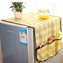Refrigerator Dust Cover Microwave Oven Dust Cover Multifunction Stain-Resistant Household Coat Dust Proof Cover Accessories цена 2017