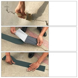 Image 4 - (Buy 1 get 1 Nano tape) Aluminum Foil Butyl Rubber Tape Self Adhesive High Temperature Resistance Waterproof  Stop Leak Sticker
