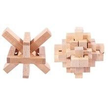 Puzzle for Adults/kids Toy 8x8-X-8cm 10x10-X-10cm 2pcs Games Brain-Teaser-Toy Brain-Teaser-Toy