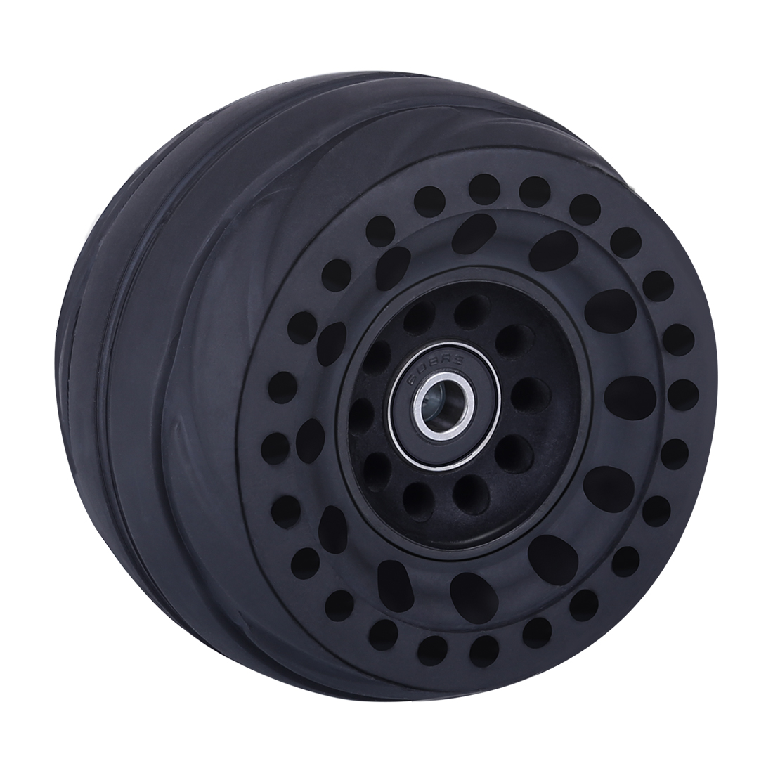 Hot 105 X 68mm Honeycomb Rubber Tire For Children Kids School Play Game Education Outdoor Toy Christmas Birthday New Year Gift