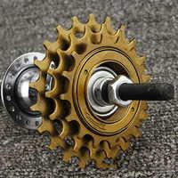 3 geschwindigkeit Kassette 16/19/22T Verhältnis Freilauf Mountainbike MTB Fahrrad Kassette Schwungrad Kettenrad Kompatibel fahrrad zubehör